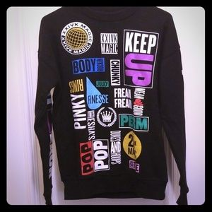 ⭐ BRUNO MARS Official Tour 24K Magic Sweater ⭐